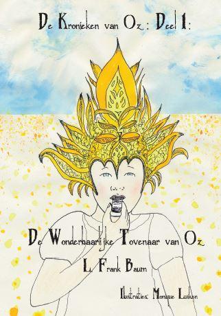KronvanOz boek 1 frontcover
